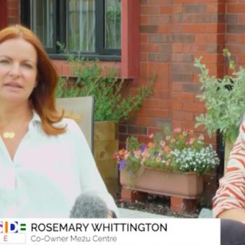 Rosie on Liverpool TV